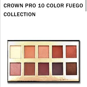Crown Pro palette